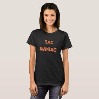 Camiseta Apelido fêmea engraçado do imposto da piada do
