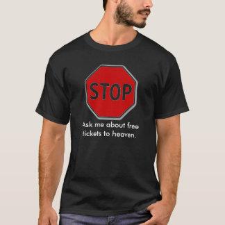 Camiseta Apenas acredite