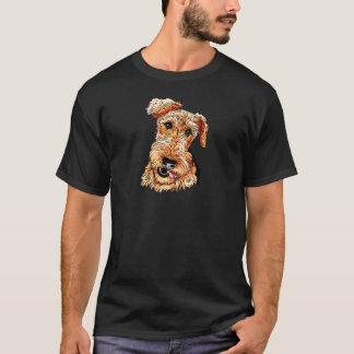 Camiseta Apenas Airedale Terrier