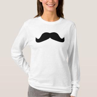 Camiseta Apenas bigode