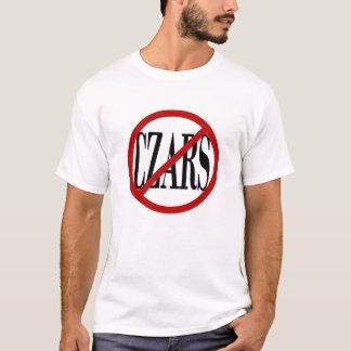 """Camiseta """"Apenas diga não T branco padrão dos homens aos"""