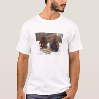 Camiseta Apenas Hangin no Inuksuk