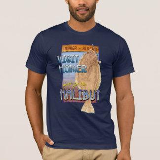 Camiseta Apenas para o alabote