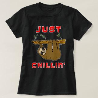 Camiseta Apenas preguiça de Chillin
