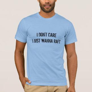 Camiseta Apenas queira transportar