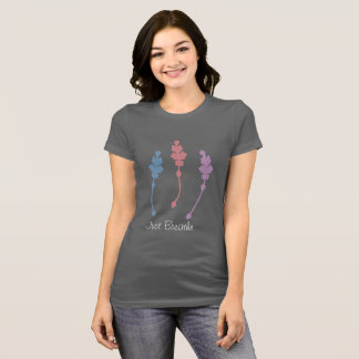 Camiseta Apenas respire - o t-shirt da inspiração da ioga