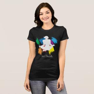 Camiseta Apenas respire - o t-shirt legal super da