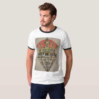 Camiseta Apenas seja Você-Direitos