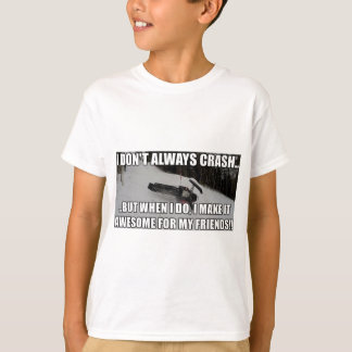 Camiseta Apenas Snowmobiles Merch