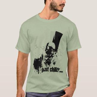 Camiseta Apenas t-shirt do chillin