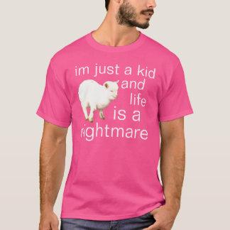 Camiseta apenas um miúdo