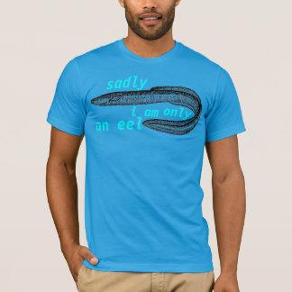 Camiseta apenas uma enguia