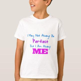 Camiseta Aperfeiçoe-me