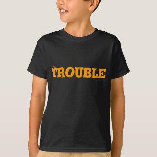 """Camiseta Aperfeiçoe para gêmeos!  """"Dobre t-shirt do"""