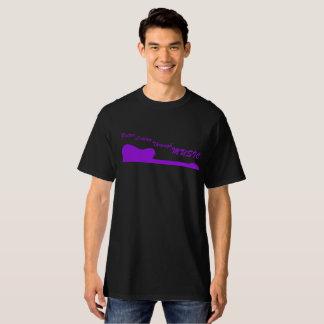 Camiseta Aperfeiçoe para o guitarrista ou o fã de música