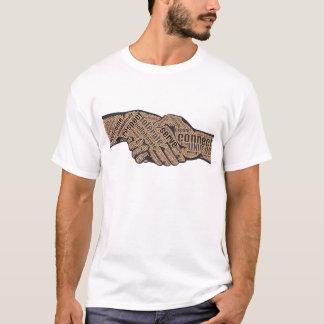 Camiseta Aperto de mão