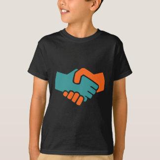 Camiseta Aperto de mão junto