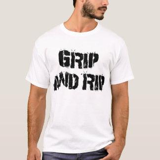 Camiseta Aperto & rasgo Armwrestling