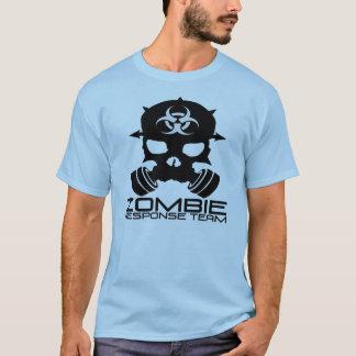 Camiseta Apocalipse do zombi - t-shirt da equipe da