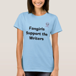 Camiseta Apoio de FADPOV Fangirls os escritores