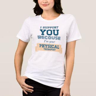 Camiseta Apoio do fisioterapeuta