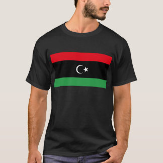 Camiseta Apoio Líbia a estar livre