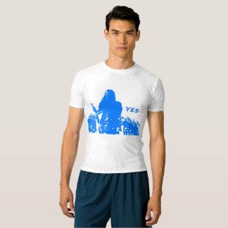 Camiseta Apoio Scotland Men' s Desempenho Compressão