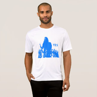 Camiseta Apoio Scotland Men' s Desempenho T-Shirt
