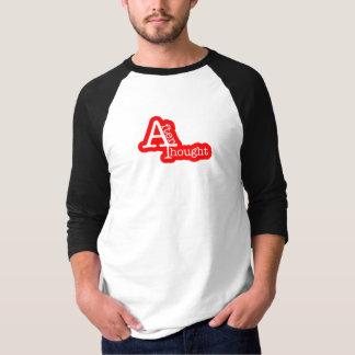 Camiseta Após o t-shirt do pensamento