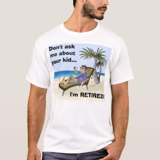 Camiseta Aposentado