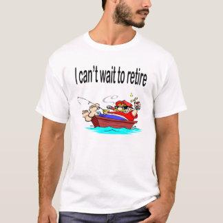 Camiseta Aposentadoria