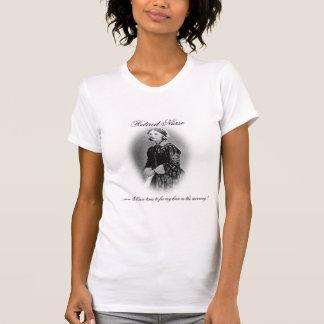 Camiseta Aposentando-se o humor do rouxinol de