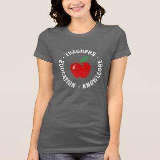 Camiseta Apple, professor