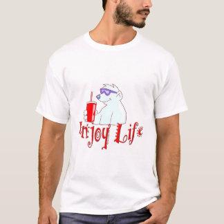 Camiseta Aprecie a vida