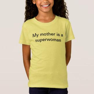 Camiseta Aprecie-o mãe