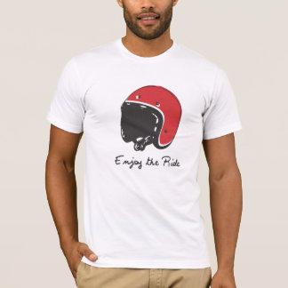 Camiseta Aprecie o T do passeio