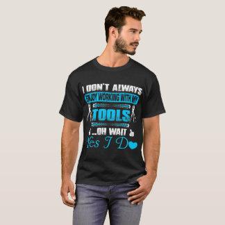 Camiseta Aprecie sempre com o engenheiro civil da