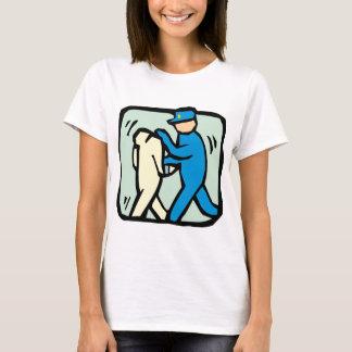 Camiseta apreensão