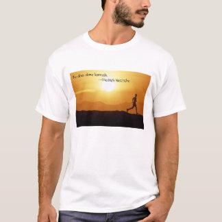 Camiseta Aprender-ir-faça
