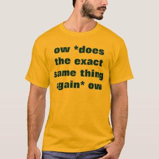 Camiseta aprendizagem