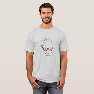 Camiseta Aprendizagem 2020 das máquinas de lixar de Bernie
