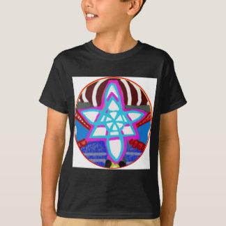 Camiseta Apresentação artística da LUA do SOL n