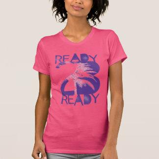 Camiseta Apronte para estar pronto!