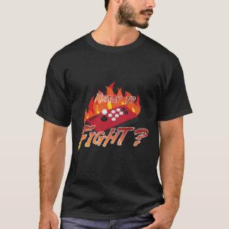 Camiseta Apronte para lutar