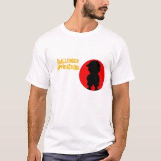Camiseta Aproximação do desafiador