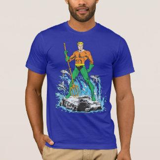 Camiseta Aquaman está com Pitchfork