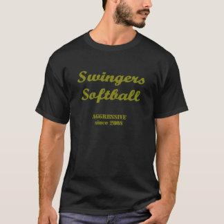 Camiseta Aquecimento do softball do boémio - Bono #22