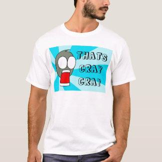Camiseta AQUELE É CRAY CRAY-azul
