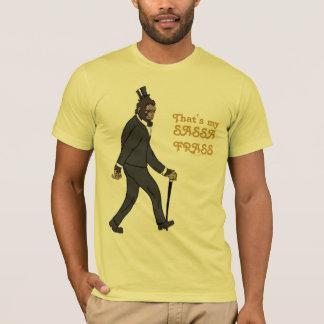 Camiseta aquele é meus sassafrass