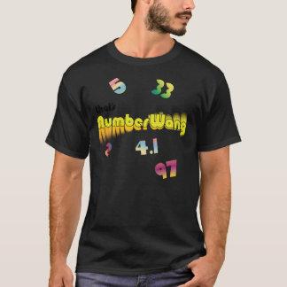 Camiseta Aquele é número Wang